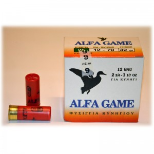 Alfa game catriges 32gr