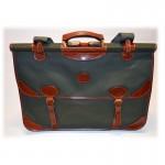 Τσάντα ταξιδίου δέρμα κανβά - με θήκη όπλου (εσωτερική) REY PAVON